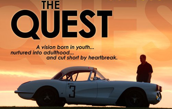 The Quest Documentary to be Shown at Corvettes at Carlisle