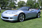 More 2012 Carlisle Blue Corvette Photos from Bloomington Gold