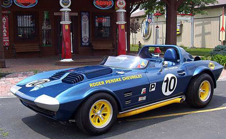 This 1963 Grand Sport Corvette Replica Sold for $61,000