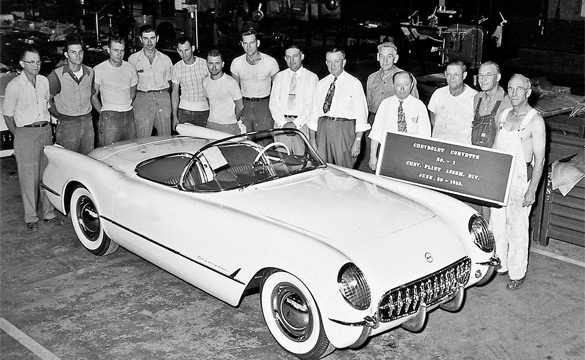 Happy Birthday! Corvette Turns 58 Today