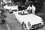 Happy Birthday Corvette: Iconic American Sports Car Turns 57 Today