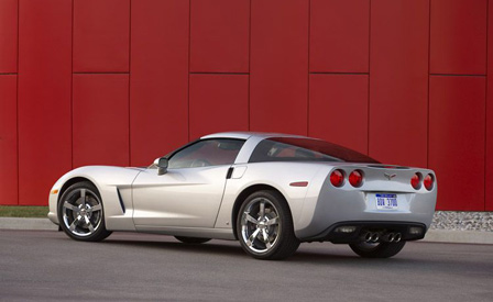 Corvette Coupe Tops Strategic Vision's 2009 Quality List