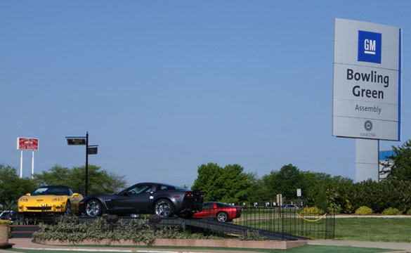 June 2010 Corvette Sales