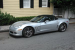 Ran Across a 2010 Corvette Grand While on Vacation