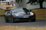 Corvettes at the Goodwood Festival of Speed