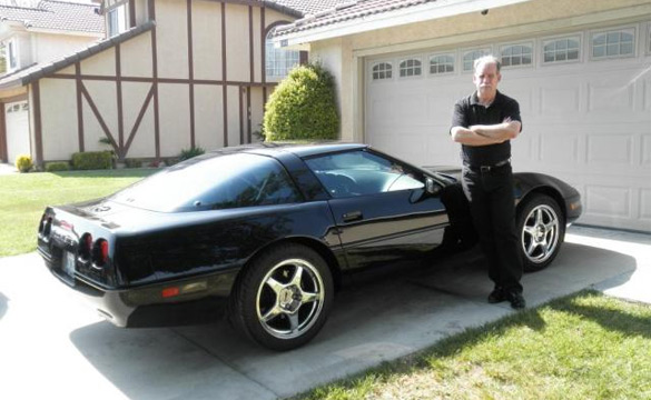 C4 Corvette Owner Dumps Supercharged 396 V8 for an Electric Motor