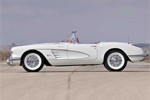 The First Corvette of the Sixties