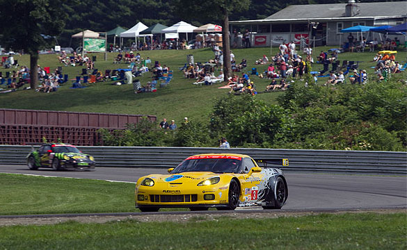 Corvette Racing Back in the USA for Lime Rock Round