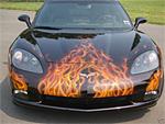 Dale Jr's 2005 Corvette
