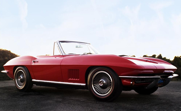 Barrett-Jackson OC 2010: Corvette Sales Total $1.79 Million
