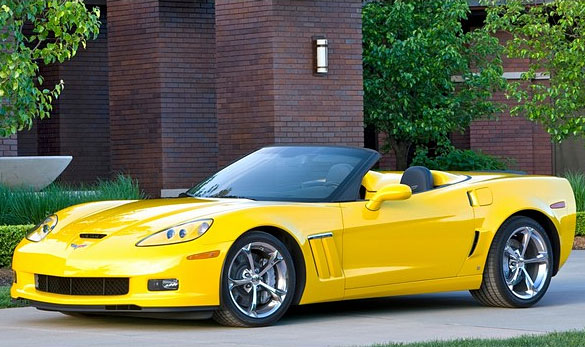 Forbes: 2011 Corvette a Top 10 New Car Deal for July