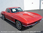 1965 Corvette - Bloomington Gold Benchmark®