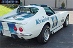 1969 Corvette Coupe - SCCA Tribute Car