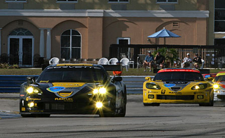 Corvette Racing: GT2 C6.Rs Officially Entered for Mid-Ohio