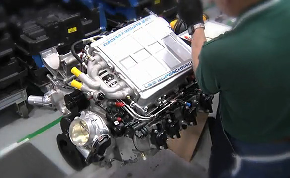 GM To Allow Owners To Build Their Own Corvette Engine