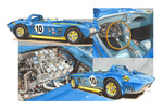 Dan McCrary Automotive Art