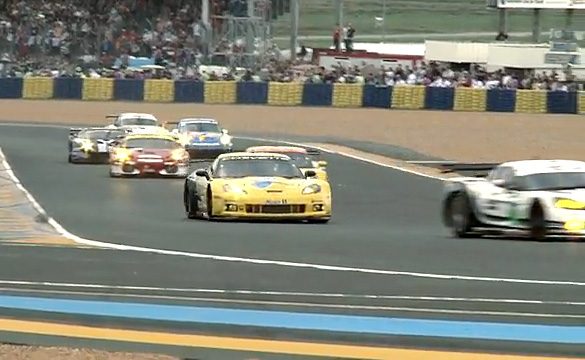 [VIDEO] Corvette Racing Series Episode 6: The 24 Hours of Le Mans