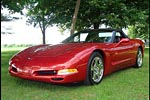 Corvettes at Auction: Mecum Des Moines
