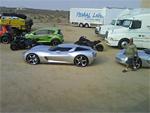 Transformers 2 Corvette Concept