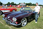 Custom Corvettes Shine at the Classic Corvette Club UK Nationals
