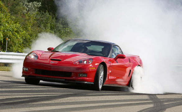 GM Offers Rebate on 2009-10 Corvette ZR1