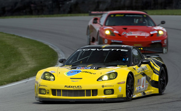 Corvette Racing at Mosport: The Real Deal