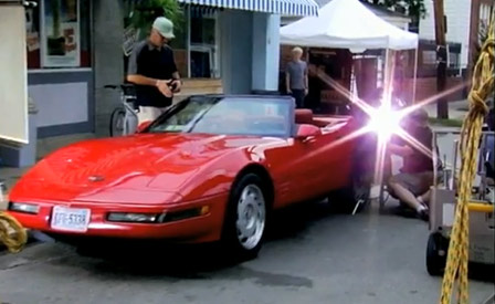 Ad Watch: Virginia's Corvette Cash Lottery Commercial