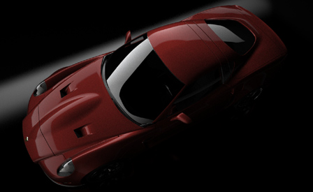 Corvette-Based SV 9 Competizione Ready to Impress