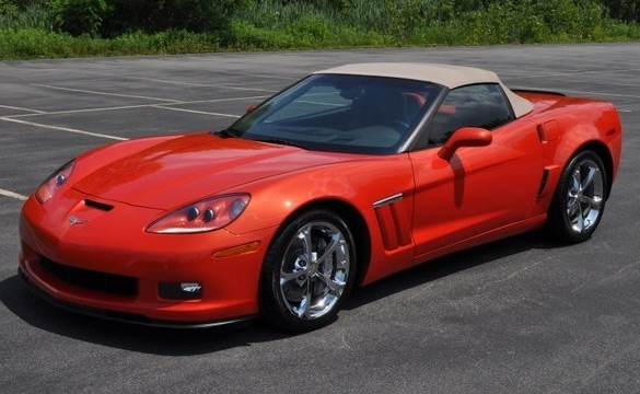 Final 2011 Corvette Production Statistics