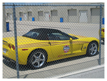 Corvette Convertible Pace Car