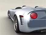 The Callaway C16 Speedster