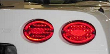 Upgrade Your Corvette's Rear with LED Brake Lights