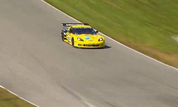 Corvettes Qualify Sixth and Eighth for ALMS Grand Prix of Mosport