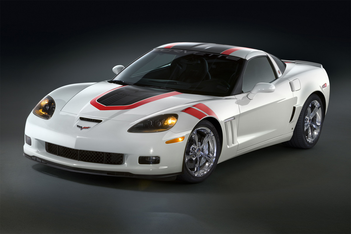 corvette museum to raffle one of a kind 2010 grand sport at the 15th anniversary celebration. Black Bedroom Furniture Sets. Home Design Ideas