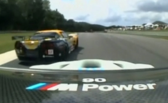 [VIDEO] Corvette Racing's Beretta Penalized for Blocking at Lime Rock