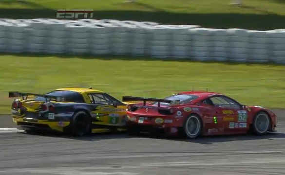 [SPOILER] Corvette Racing at the Grand Prix of Mosport