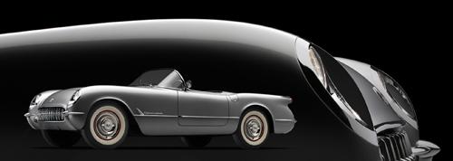 1954 Style Corvette - Photo credit: James Haefner