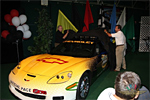 2008 Allstate 400 Corvette Z06 Pace Car