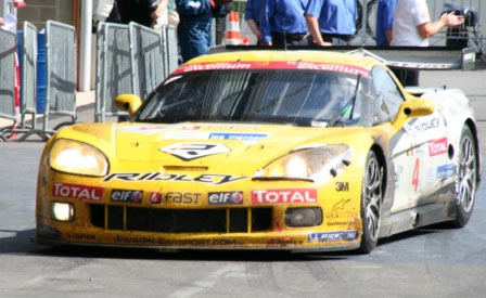 PK Carsport Corvette C6.R Wins the 24 Hours of Spa