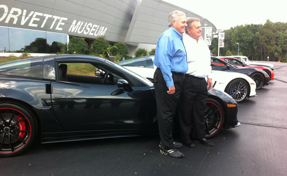 Hendrick Picks Up A 2011 Black Carbon Z06 And Other Rare
