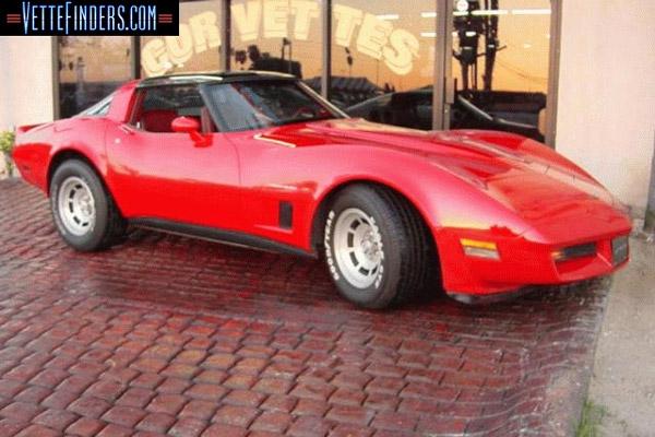 Corvette Values 1982 Corvette Corvette Sales News Lifestyle