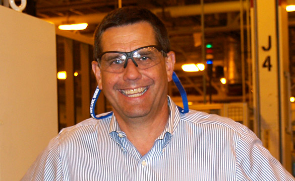 More on the Corvette Assembly Plant's New Manager, Dave Tatman