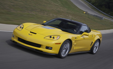 2009 Corvette Production
