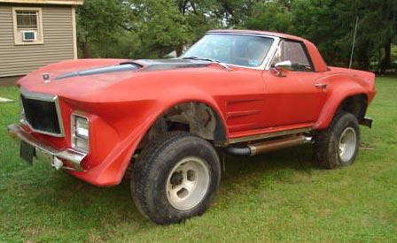 1964 Corvette 4x4 AMC