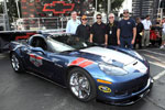 Corvette Grand Sport to Pace the Brickyard 400