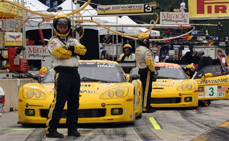 Corvette Racing: GM to Unveil ALMS GT2 C6.R on Tuesday