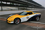 Z06 Corvette - The Official Pace Car of the Allstate 400 at the Brickyard