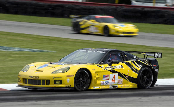 Corvette Racing in GT: One Year On