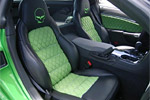 2010 Corvette Grand Sport in Synergy Green
