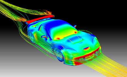 Corvette Racing's GT2 C6.R